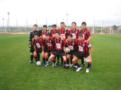 Pistoletazo de salida en el primer equipo del CF Unión Viera